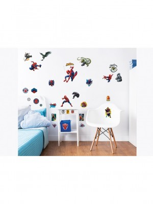 Wall stickers Spiderman kinderkamer