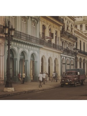 City Love Havana sepia