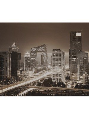 City Love Beijing sepia