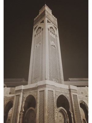 City Love Casablanca sepia