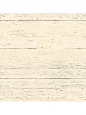 Reclaimed White Washed Boards beige behang (vliesbehang, beige)